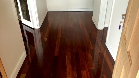 caring for timber floors