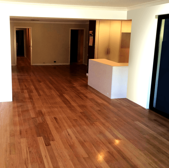 blackbutt timber floorboards Perth