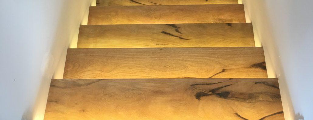 Marri timber stairs Perth