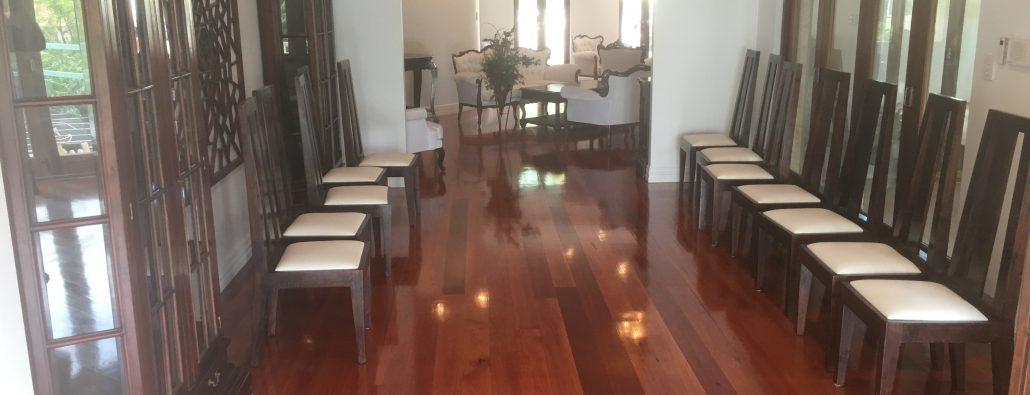 Timber Floor Sanding Perth