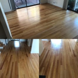 Wood floor Perth
